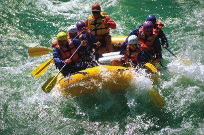 White Water Rafting - Puerto Plata