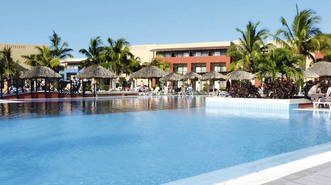 Eventually Adults only section riu varadero